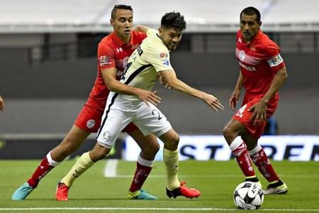 A qué hora juega América vs Toluca en la J2 del Clausura 2017 y en qué canal verlo