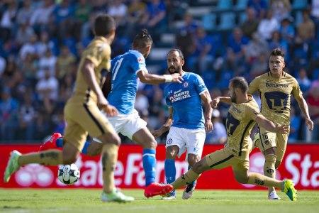 Horario Pumas vs Cruz Azul y canal; Jornada 2 del Clausura 2017