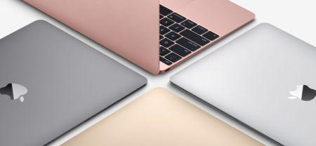 Apple presentaría MacBook mejoradas este año