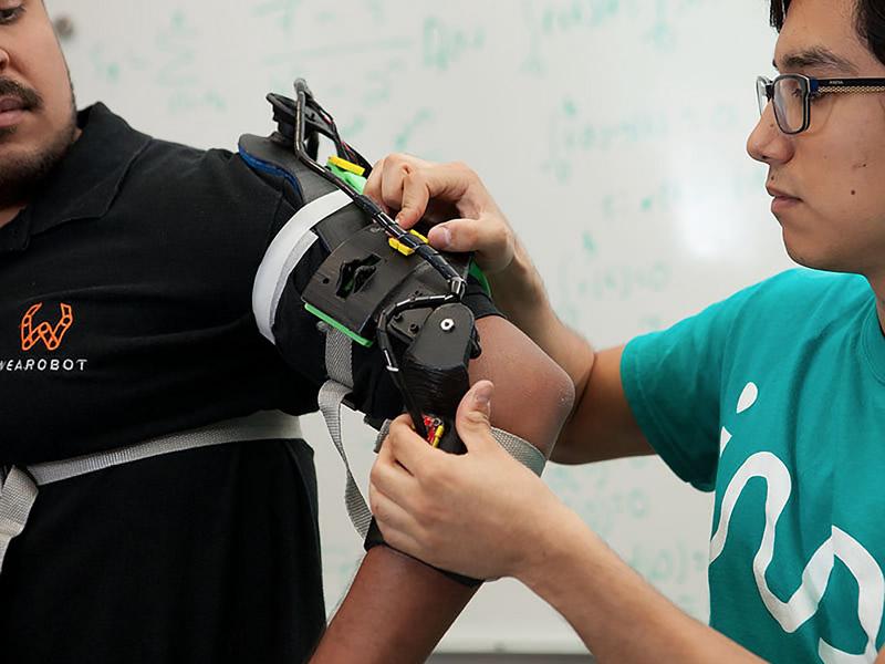 Mexicanos añaden inteligencia artificial a exoesqueleto para mejorar su uso en rehabilitaciones físicas - mexicanos-exoesqueleto-inteligencia-artificial