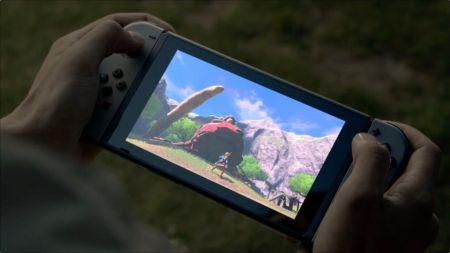 Aparece publicidad de la Nintendo Switch en tiendas