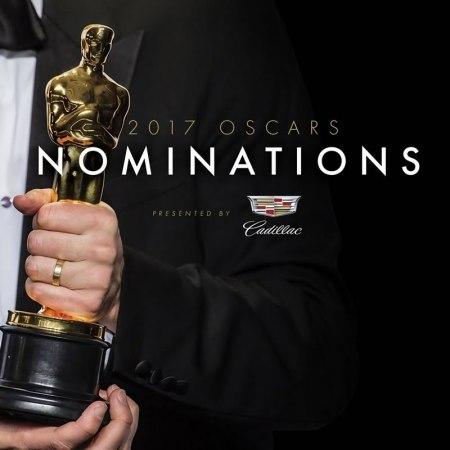 Conoce los nominados a los Premios Oscar 2017