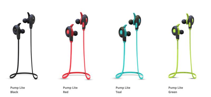 BlueAnt presenta los audífonos Pump Lite In-Ear - pump-lite-in-ear-800x368