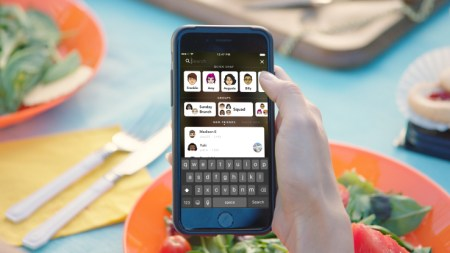 Snapchat presenta búsqueda universal