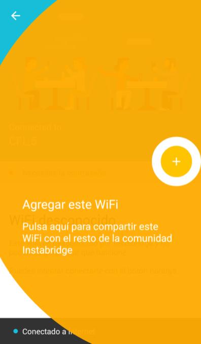 Instabridge, app que llega a México para revolucionar la conexión a WiFi - ss10-agregar-red-privada