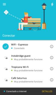 Instabridge, app que llega a México para revolucionar la conexión a WiFi - ss2-conectado
