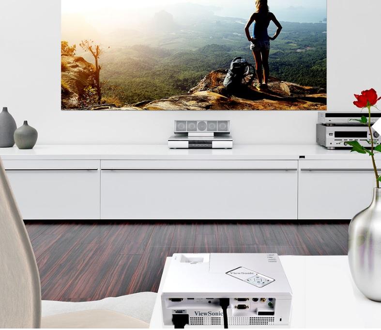 PX800HD de ViewSonic: nuevo proyector con lente de distancia ultra corta - viewsonic-px800hd