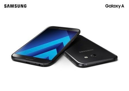 Galaxy A 2017 de Samsung llegan a México - 07_galaxy_a5-black_2p