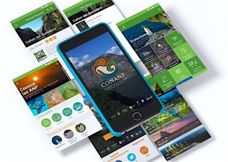 Lanzan app para visitar las áreas naturales protegidas de México