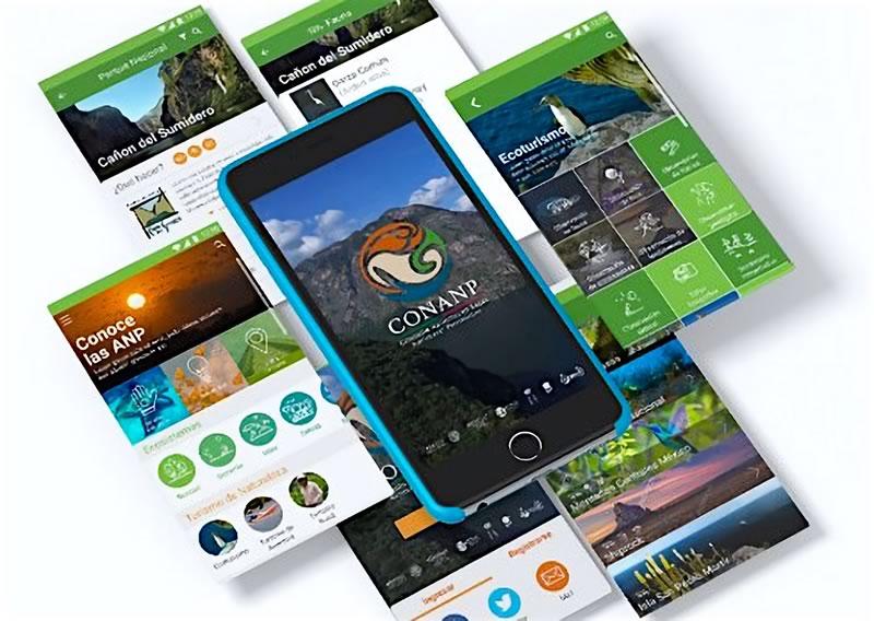 Lanzan app para visitar las áreas naturales protegidas de México - areas-naturales-protegidas-mexico-app