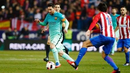 Atlético de Madrid vs Barcelona, J24 de La Liga 2017 ¡En vivo por internet!