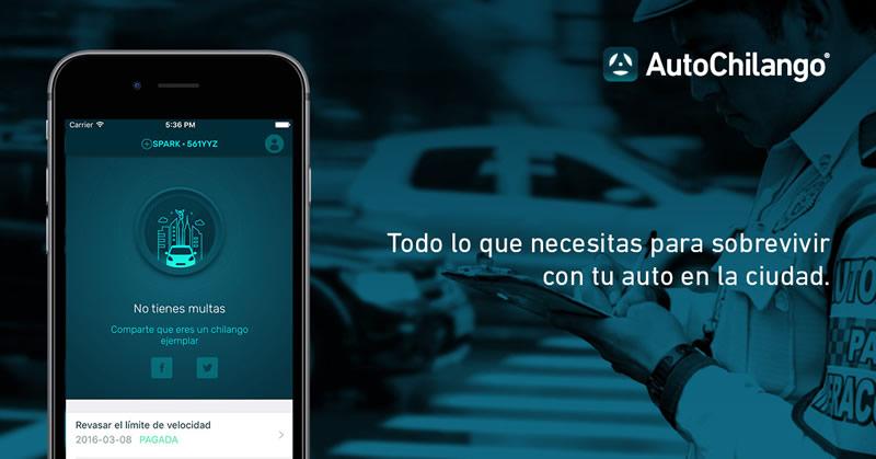 Auto Chilango, la app indispensable para conductores en CDMX y Estado de México - autochilango-app-conductores