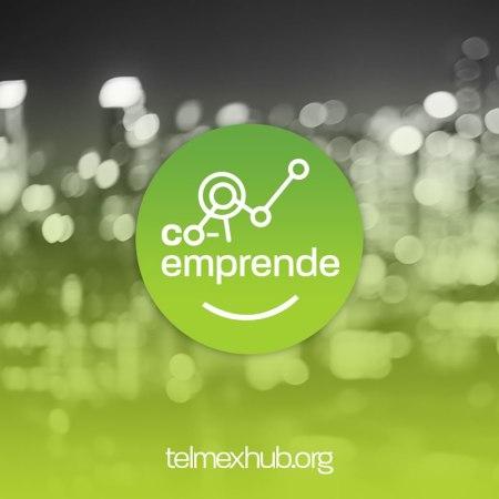 Co-emprende, iniciativa de TelmexHub que ofrece talleres y cursos a Emprendedores