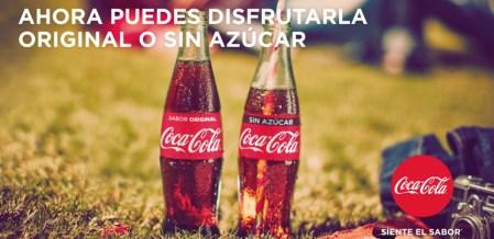 Coca-Cola Sin Azúcar, el nuevo producto que sustituye a Coca Zero