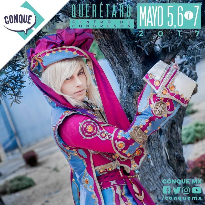 Anuncian convocatoria para Concurso Cosplay CONQUE 2017 - concurso-cosplay-conque-2017