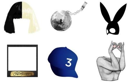 Twitter celebra los Grammy 2017 con emojis y stickers