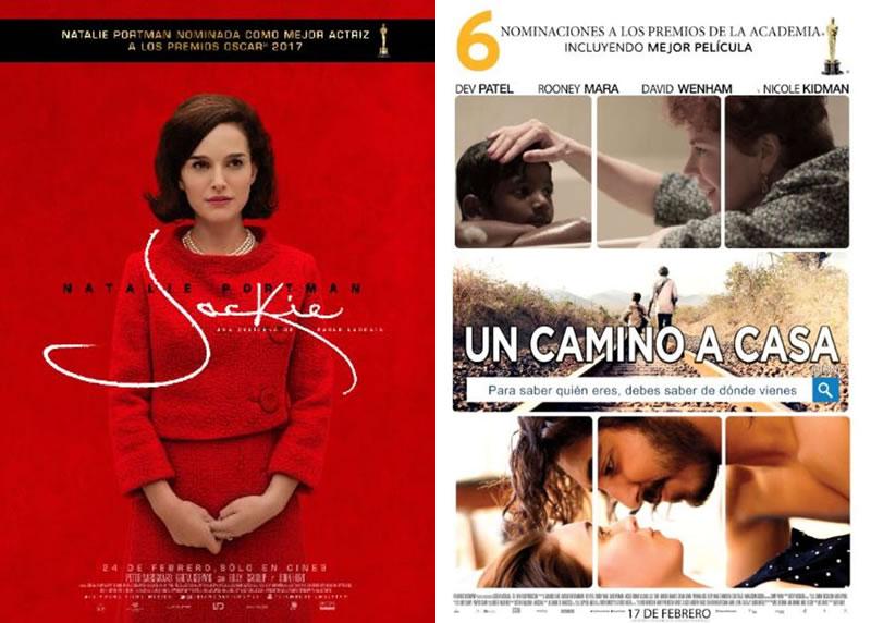 4 películas nominadas al Oscar 2017 llegarán a Netflix muy pronto - jackie-netflix