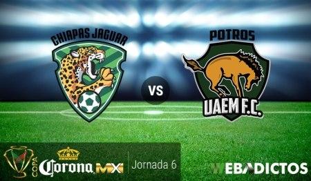 Jaguares vs Potros UAEM, J6 Copa MX C2017 ¡En vivo por internet!
