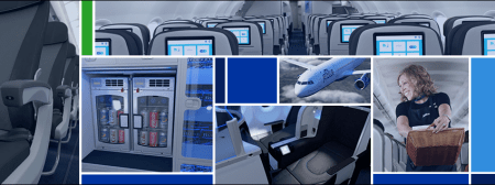 JetBlue, la aerolínea que te ofrece una experiencia diferente a bordo