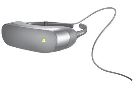 LG presentaría un casco de Realidad Virtual basado en SteamVR