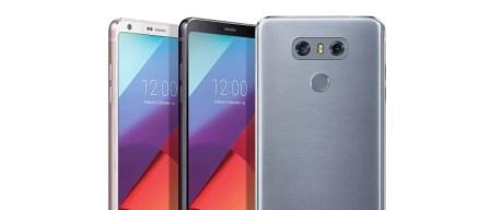 MWC 2017: Conoce el nuevo G6 de LG