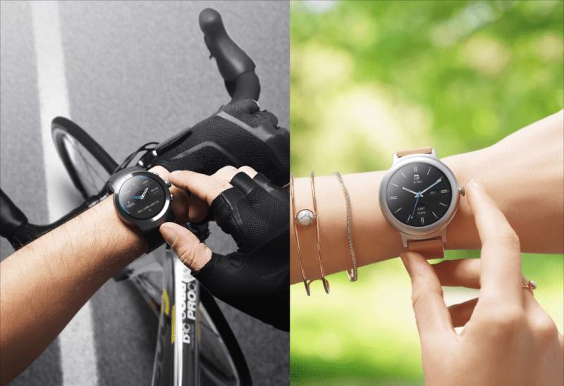 LG y Google desarrollan los primeros smartwatches con Android Wear 2.0 - lg-watch-style_-800x548