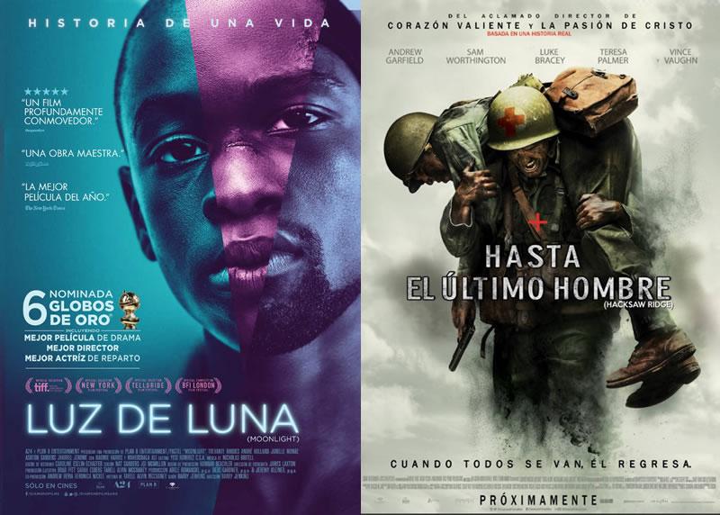 4 películas nominadas al Oscar 2017 llegarán a Netflix muy pronto - luz-de-luna-netflix
