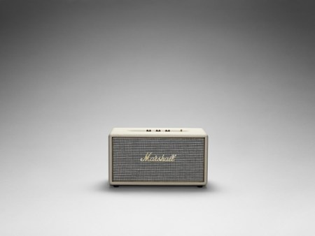 Marshall presenta Stanmore Bluetooth Speaker Cream
