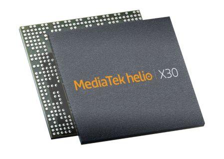 MediaTek Presenta el Helio X30 para impulsar experiencias móviles premium