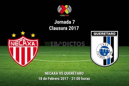 Necaxa vs Querétaro, J7 del Clausura 2017 | Resultado: 1-4