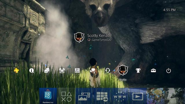La próxima actualización del PS4 traerá útiles añadidos - ps4-update-wallpaper
