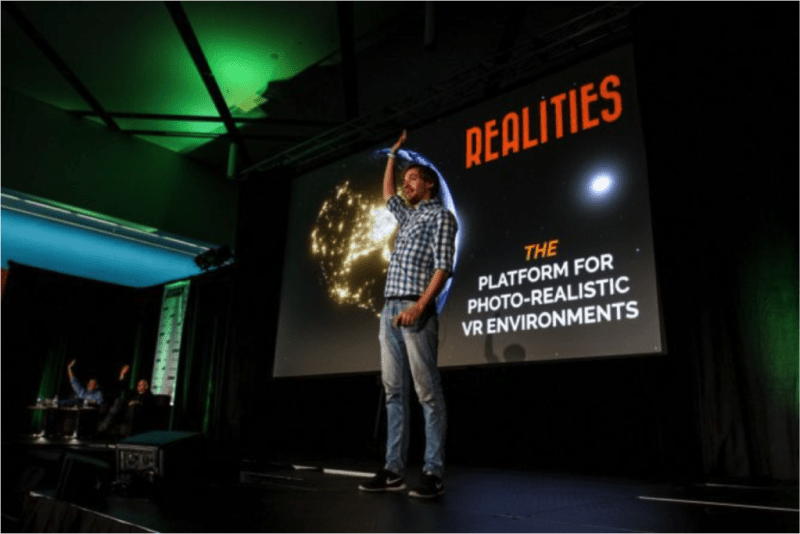 Se anuncia concurso de Realidad Virtual durante durante GTC - realidad-virtual-800x534