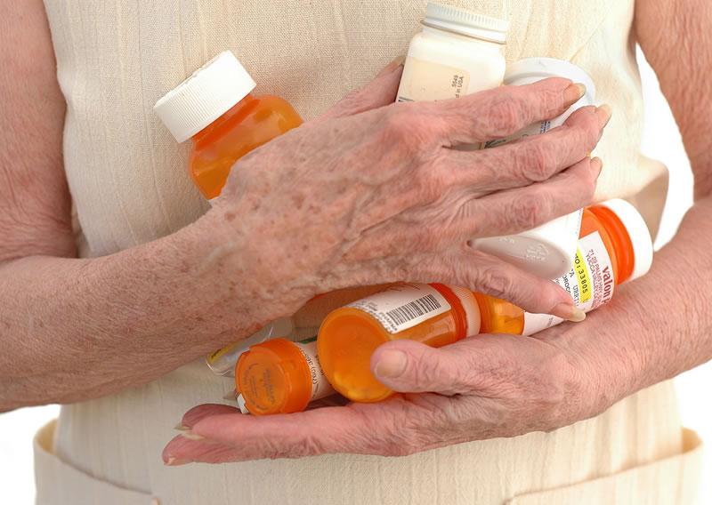 La salud en riesgo si se consumen cinco o más medicamentos - salud-riesgo-consumir-5-o-mas-medicamentos