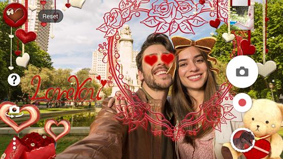 San Valentín: aplicación de realidad aumentada de Sony Xperia - san-valentin-en-realidad-aumentada