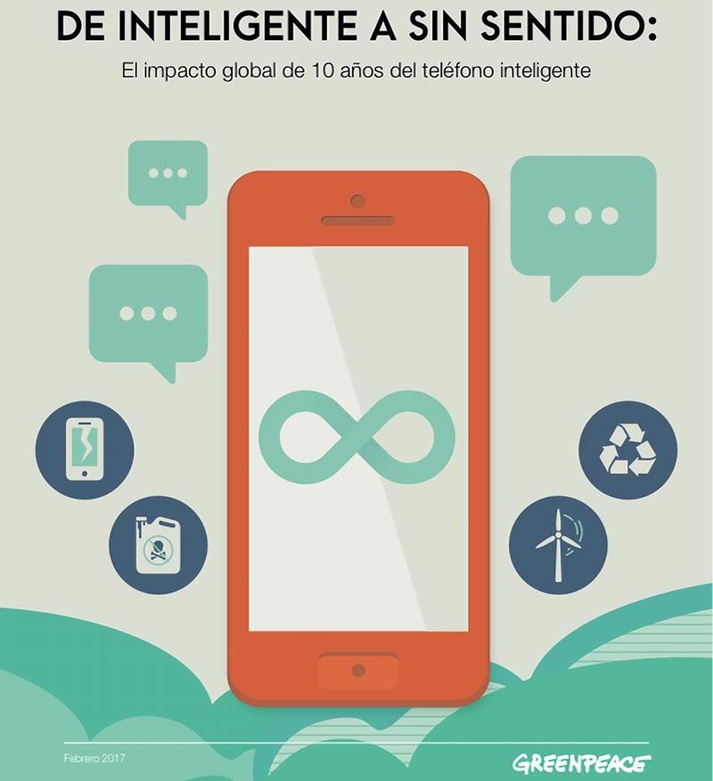 Smartphones dejan una huella ambiental desastrosa: Greenpeace - smartphones-medio-ambiente-greenpeace