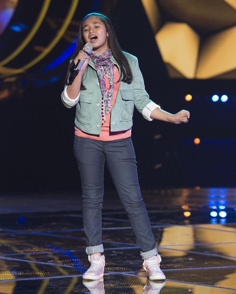 Tercera noche de audiciones en La Voz Kids México 2017 ¡Así fue! - 7-johana-siaruqui17