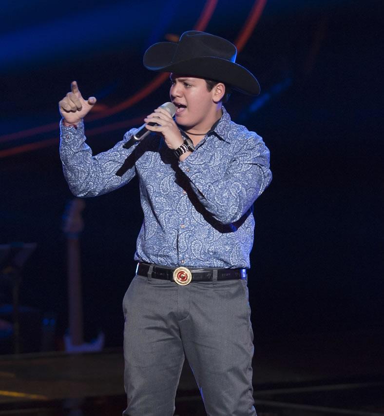 Tercera noche de audiciones en La Voz Kids México 2017 ¡Así fue! - 9-juan-manuel-lopez
