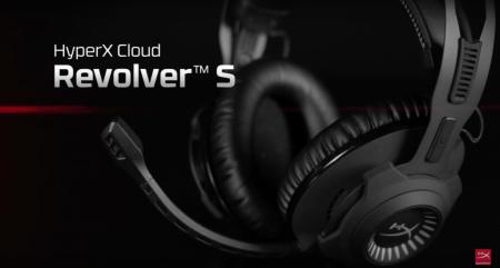 Audífonos Cloud Revolver S HyperX ¡Ya disponibles!