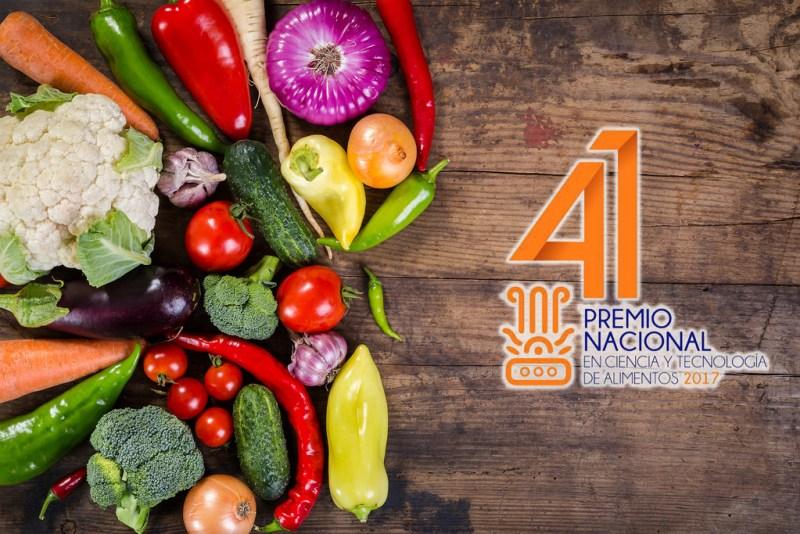 Convocatoria al Premio Nacional en Ciencia y Tecnología de Alimentos 2017 - convocatoria-al-premio-nacional-en-ciencia-y-tecnologia-de-alimentos-800x534