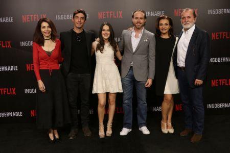 Ingobernable serie original de Netflix llega a la CDMX