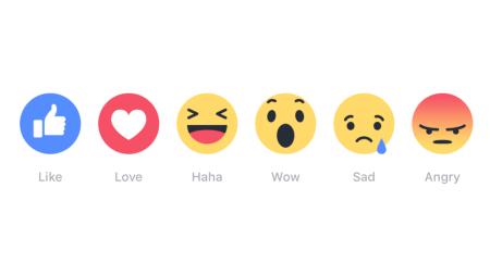 Facebook está probando las reacciones en Messenger