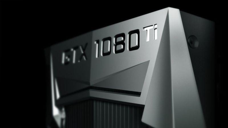 GeForce GTX 1080 Ti de NVIDIA: la GPU para juegos más rápida de la historia
