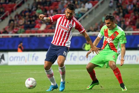 Horario Chivas vs Juárez en la Copa MX C2017 y por dónde verlo