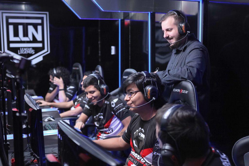 Novena semana: semifinales de la Liga Latinoamérica Norte 2017 - infamous
