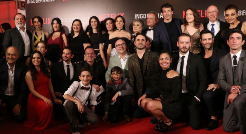 Ingobernable serie original de Netflix llega a la CDMX - ingobernable-serie-original-de-netflix_2-800x435