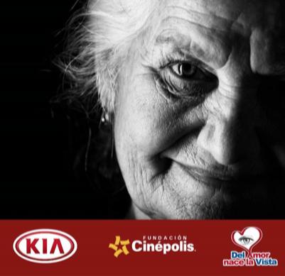 KIA en alianza con Fundación Cinépolis en apoyo al programa: Del Amor Nace la Vista