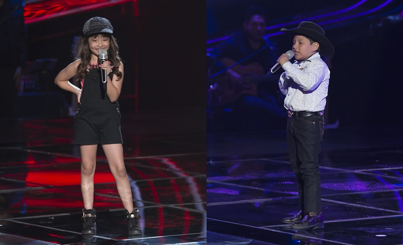 Tercera noche de audiciones en La Voz Kids México 2017 ¡Así fue!