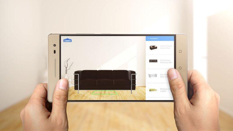 Phab 2 Pro: el primer smartphone con realidad aumentada llega a México - lenovo-smartphone-phab-2-pro-augmented-reality-utilities-3-800x450
