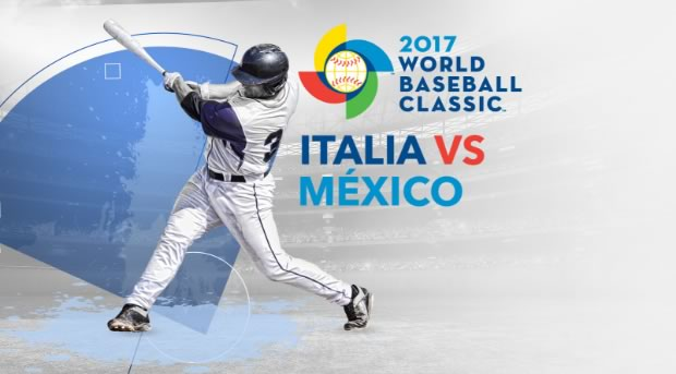 México vs Italia, Mundial de Beisbol 2017   Resultado: 9-10 - mexico-vs-italia-mundial-de-beisbol-2017-en-vivo
