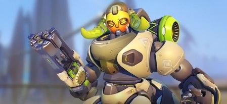 Orisa: la nueva heroina de Overwatch